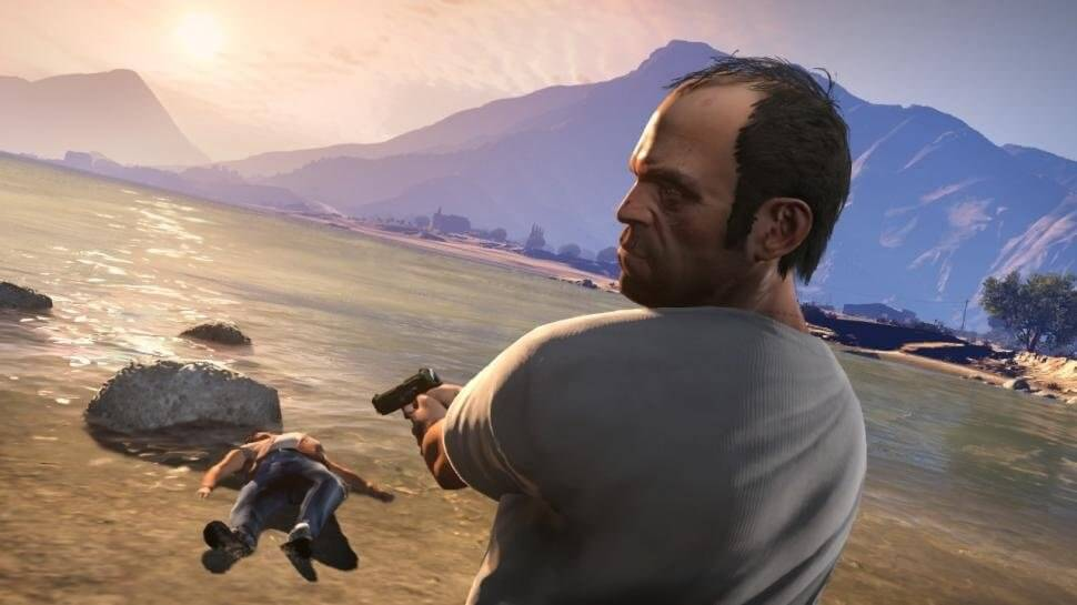 New 'Grand Theft Auto 5' Screenshots Emerge; Rockstar Teases Wednesday Trailer
