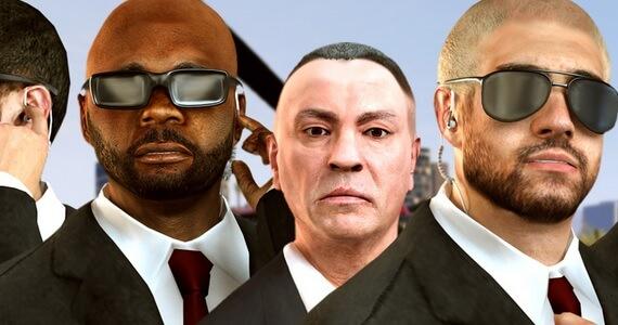 Grand Theft Auto 5 Security