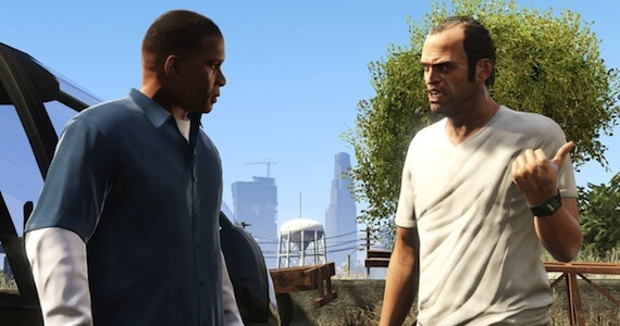 Grand Theft Auto 5 Story Mode Update