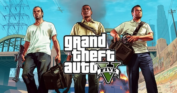 'Grand Theft Auto 5' Story Trailer: Meet the Characters & Watch Explosions