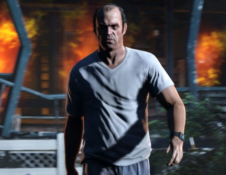 Grand Theft Auto 5 Walking Problems