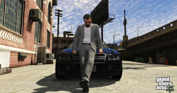 'Grand Theft Auto 5' Soundtrack Officially Revealed; New Multiplayer Crew Details