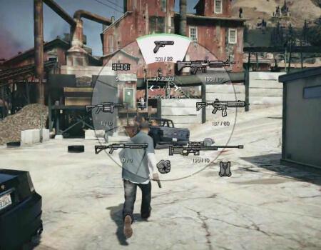Grand Theft Auto 5 Worst Mechanics Shooting