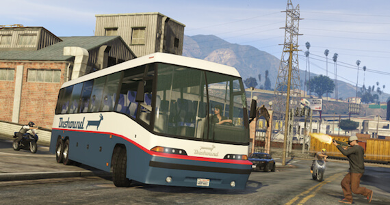 'Grand Theft Auto Online' Gets New 'Capture' Mode Today