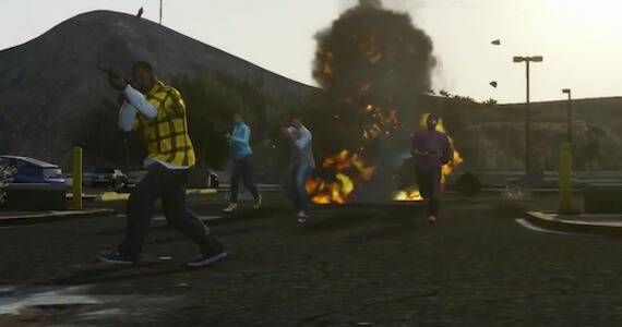 'Grand Theft Auto Online' Will Not Be Sold Separately From 'GTA 5'