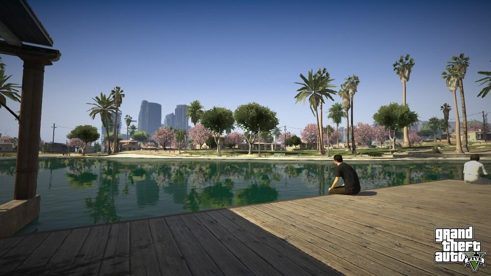 New 'Grand Theft Auto 5' Screenshots Released