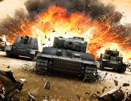 Greatest Tank Missions Video Game