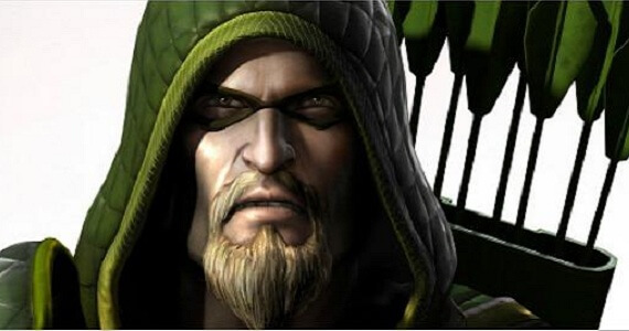Green Arrow Revealed for 'Injustice: Gods Among Us'; New Trailer Released