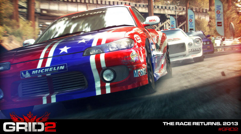 'GRID 2' Announcement Trailer Hits the Streets