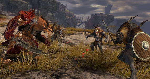 'Guild Wars 2′ Initial Impressions