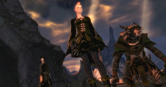 Guild Wars 2 Microtransactions