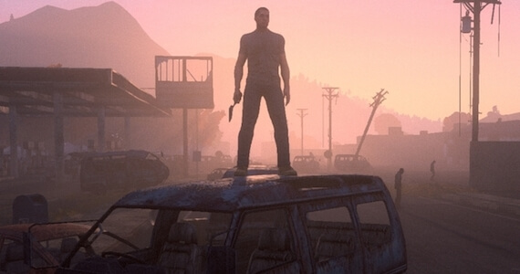 H1Z1 Post Apocalyptic MMO