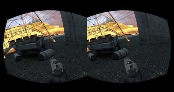 Valve Adds Oculus Support to 'Half-Life 2' with Beta Update