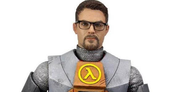 'Half-Life' Gordon Freeman Action Figure Revealed