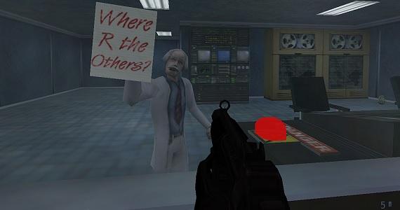 Half Life - Sven Co-op campaign