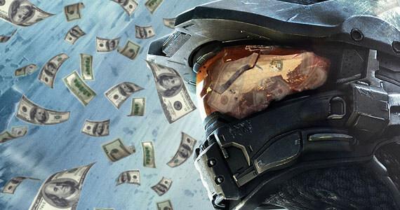 Halo 4 Top-Selling Microsoft Game in U.S.
