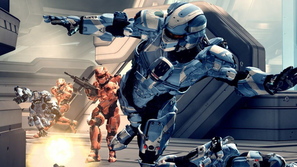 'Halo 4' Beta Gameplay Video Leaked