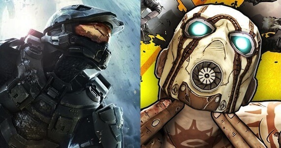 'Halo 4' and 'Borderlands 2' Game of the Year Editions are on the Way