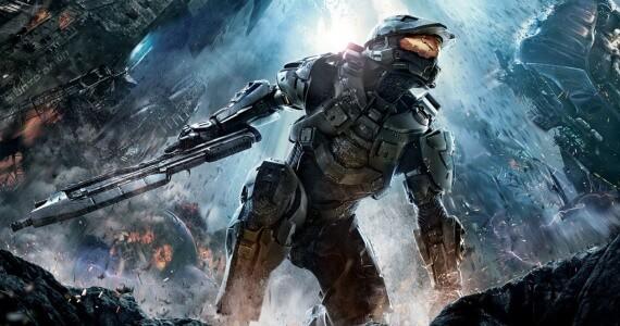 'Halo 4' Box Art Revealed