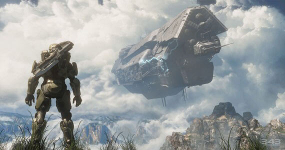 Microsoft Plays 'Halo 4′ On PC And Mobile Phones To Show Off The Cloud