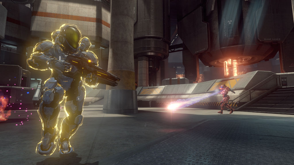 Get Medieval With 'Halo 4's Castle Map Pack