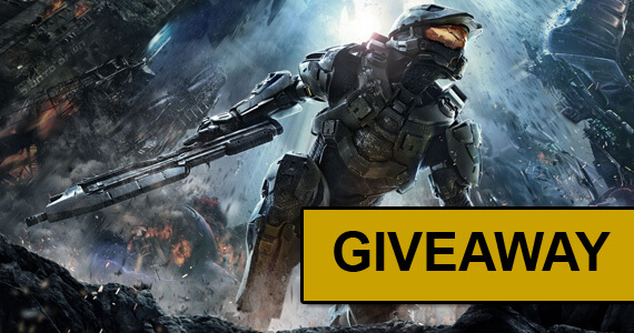 GR Giveaway — Win A Copy of 'Halo 4' & A Castle Map Pack Token! [Canada]