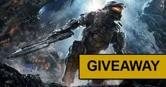 Halo 4 Contest [Canada]