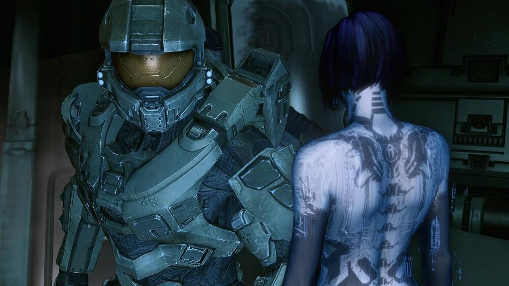 'Halo 4' Screenshots Showcase New Character Designs, Armor & Settings