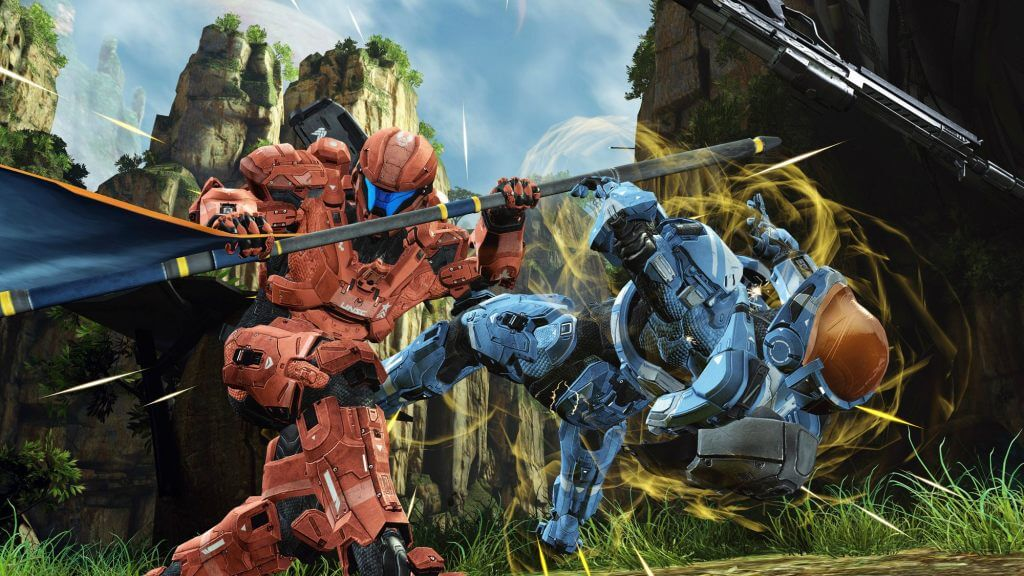 Halo 4: 'Exile' Multiplayer Map Gameplay & Screenshots