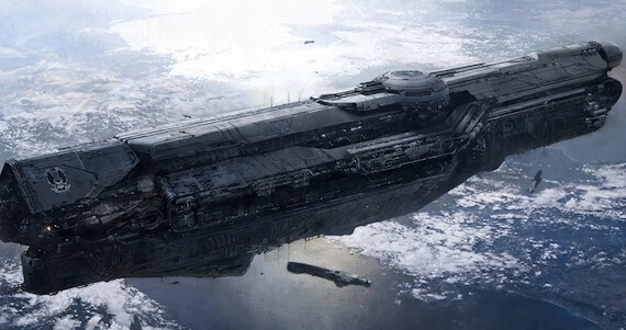 Extended Cut of 'Halo 4' Live-Action Trailer Released