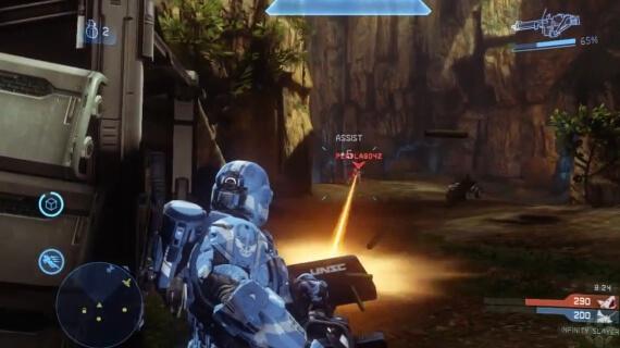 'Halo 4' Multiplayer Walkthroughs Talk Extraction & Slayer Pro