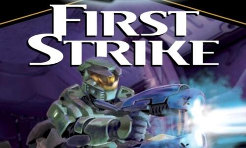 Halo 4 After Reach First Strike
