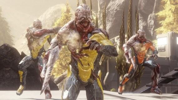 Halo 4: 'Flood Mode' Walkthrough Video