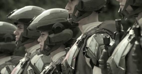 'Halo 4: Forward Unto Dawn' Preview Introduces Hastati Squad