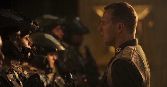 'Halo 4: Forward Unto Dawn' Trailer Gets Political