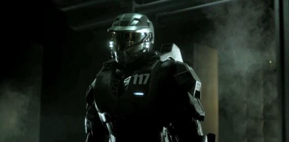 Halo 4 Forward Unto Dawn Master Chief