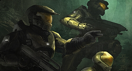 Halo 4 Ghosts of Onyx After Reach
