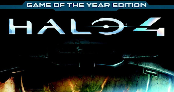 'Halo 4: Game of The Year Edition' Includes 'Halo 5' Costume