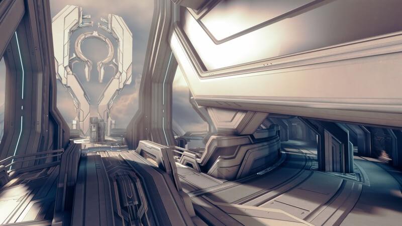 'Halo 4' Haven Map Walkthrough Video