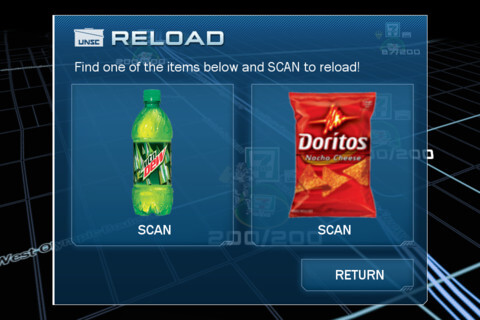 Halo 4 King of the Hill Fuled by Mountain Dew Scan