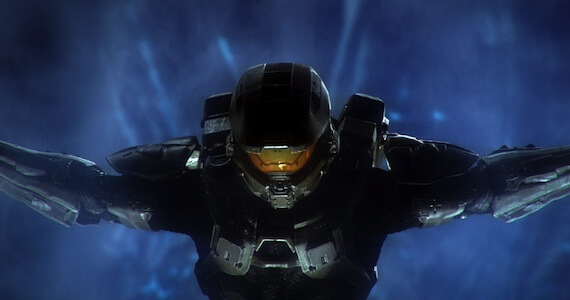 'Halo 4' Launch Trailer Release Date & First Image; Executive Produced by David Fincher