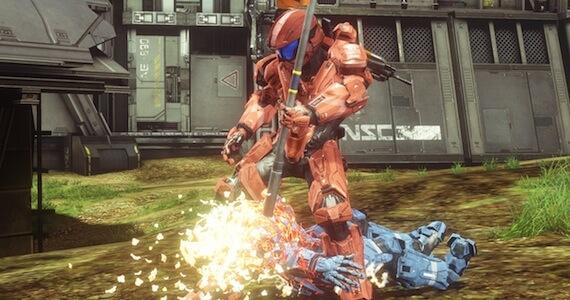 Halo 4 Leaks Early