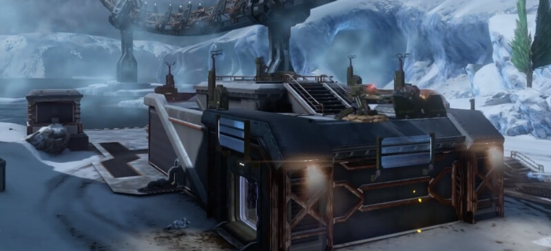 Halo 4: Longbow Map Walkthrough Video