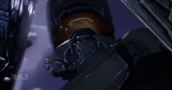 GR Pick: Master Chief's Face Revealed in Fan Made Video