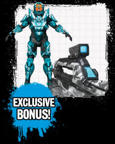 Halo 4 Pre-order Bonuses Offer Camouflage Spartan Armor
