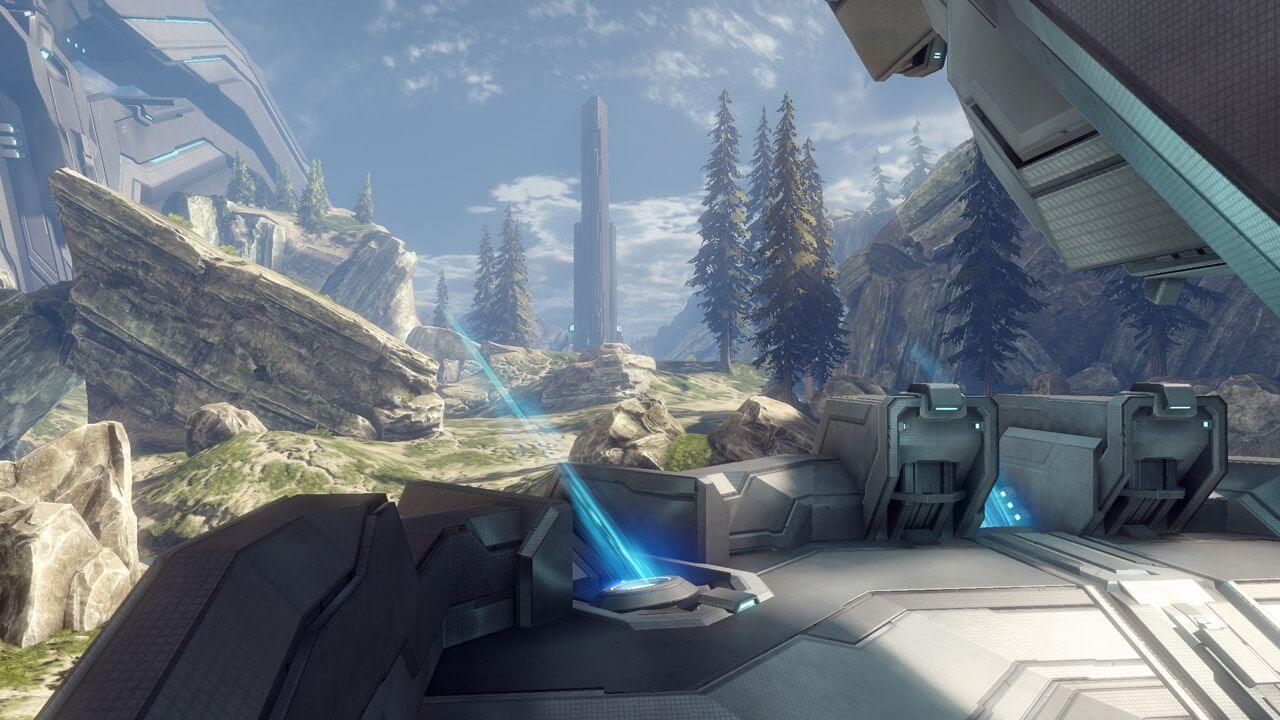 Halo 4: 'Raganarok' Map Walkthrough Video
