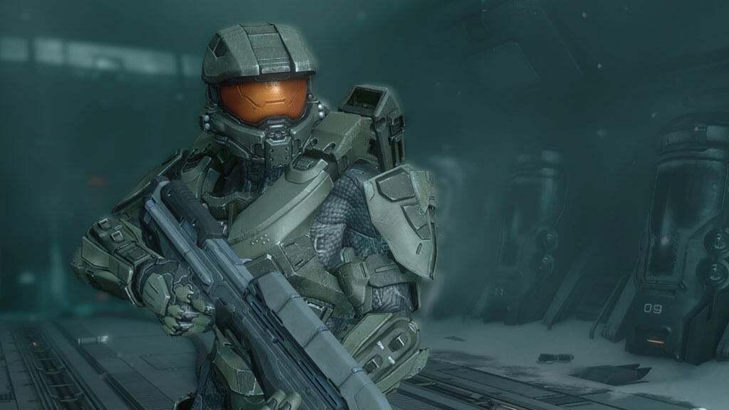 New 'Halo 4' Campaign, War Games, and Spartan Ops Screenshots Drop In