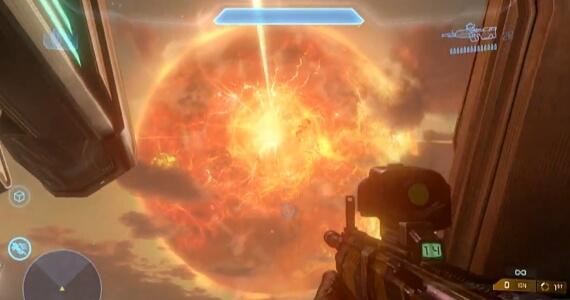 Halo 4: Solace Map Walkthrough Video