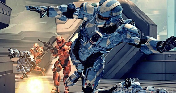 'Halo 4′ Multiplayer Update: Weapon Tuning and Faster Spartans