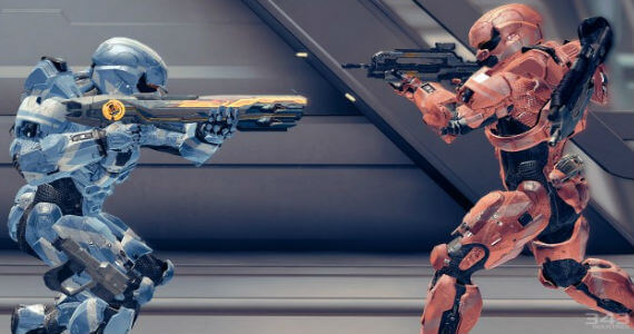 Halo 4 multiplyer hands-on preview
